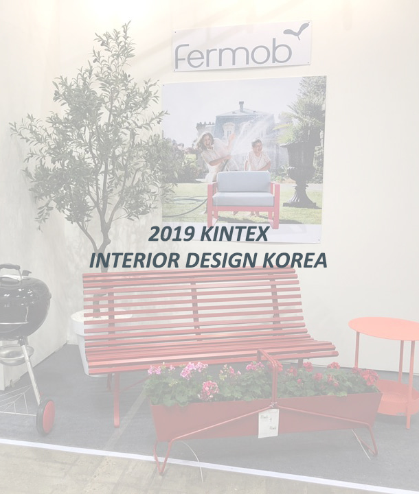 2019 KINTEX INTERIOR DESIGN KOREA