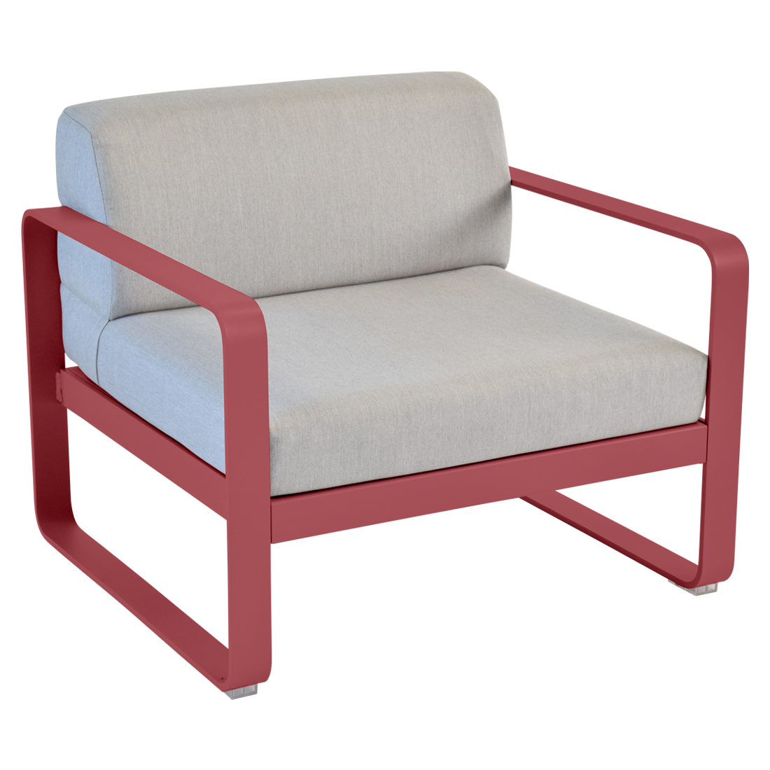 BELLEVIE / ARMCHAIR (FLANNEL GREY)